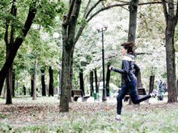 Elena Orlova running осенняя экипировка для бега