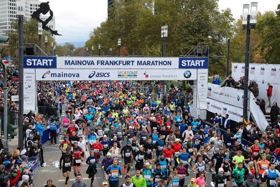 frankfurt marathon 2019 start