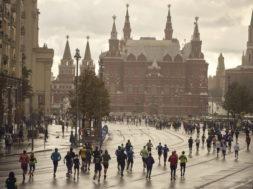 moscow marathon московский марафон 2020