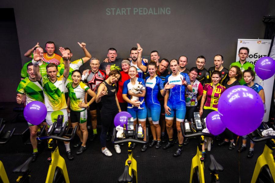 CYCLING VO BLAGO: СПОРТИВНЫЙ ПРАЗДНИК В КАНУН НОВОГО ГОДА