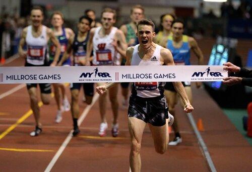 Mile race(photo NYRR)