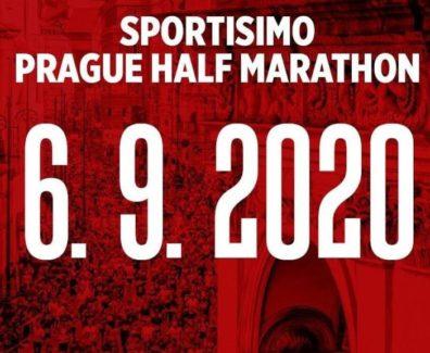 Prague half Marathon RunCzech