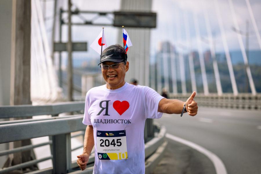Владивостокский марафон