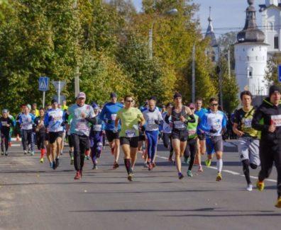 Ростовский полумарафон бегом по Золотому кольцу