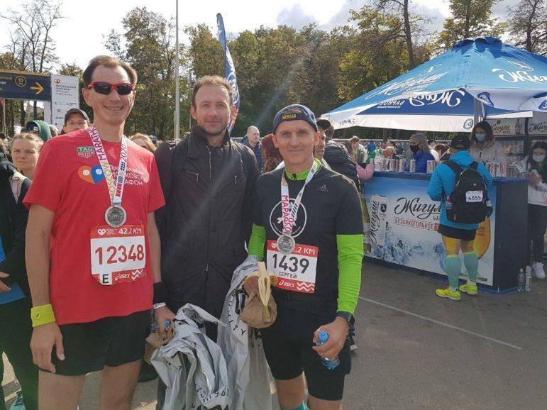 moscow marathon 2020 slava 4