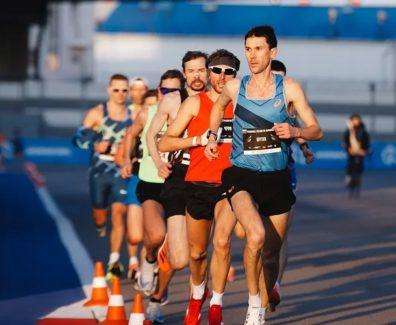 Shutov Федор Шутов Чемпионат России по марафону 2020