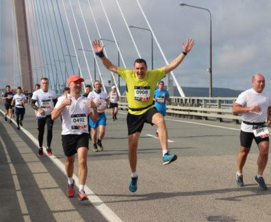 Vladivostok marathon Владивосток марафон