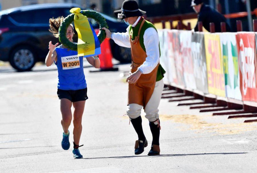 Александра Морозова побеждает в Швеции третий раз подряд!