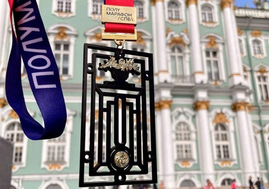 СПБ полумарафон «Северная столица». Отзыв участника