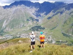 traillab georgia kazbegi marathon