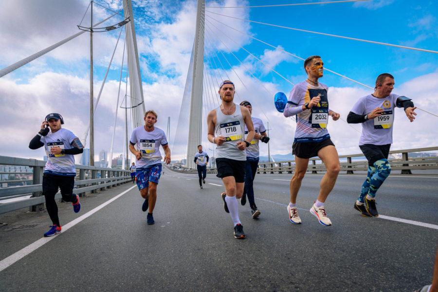 V GALAXY VLADIVOSTOK MARATHON Владивостокский марафон